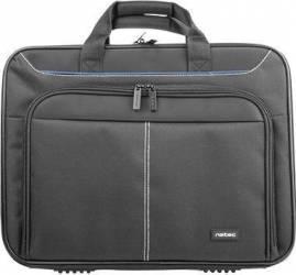 Geanta Laptop Natec DOBERMAN 15.6 inch Neagra