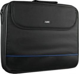 Geanta Laptop Natec Impala 15.6 Black-Blue Genti Laptop