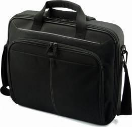 Geanta Laptop SBOX 15.6 Hong Kong neagra NSS 88123