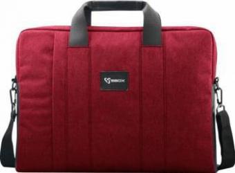 Geanta Laptop SBOX Budapest NSS-35032R 15.6 Red