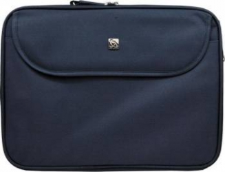 Geanta Laptop SBOX New York NLS-3015N 15.6 Navy Blue Genti Laptop