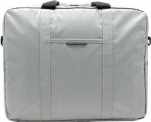Geanta Laptop SBox Rome NCS-017S 15.6 Silver