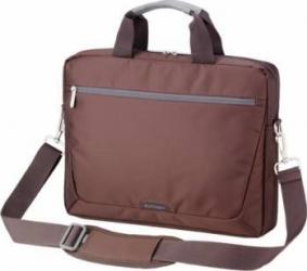 Geanta Laptop Sumdex PON-111 Passage 15-16 inch Brown Genti Laptop