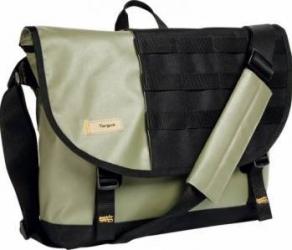 Geanta Laptop Targus Military TSM14101 14.1 Verde Negru