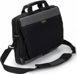 Geanta Laptop Targus Slim 14 inch Neagra Genti Laptop