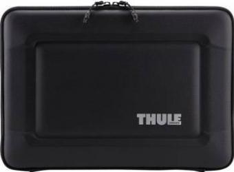 Geanta Laptop Thule Gauntlet 3.0 15 inch Neagra Genti Laptop