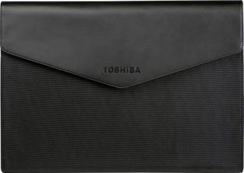 Geanta Laptop Toshiba 13.3 inch Black Genti Laptop