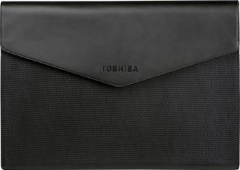 Geanta Laptop Toshiba 13.3 inch Black Genti Laptop