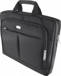 Geanta Laptop Trust Sydney Slim 16 inch Negru Genti Laptop