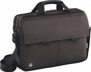 Geanta Laptop Wenger Route 16 inch Gri Genti Laptop