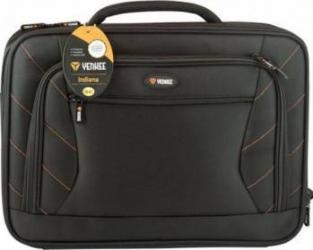 Geanta Laptop Yenkee Indiana 15.6 inch Neagra Genti Laptop