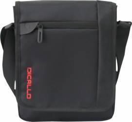 Geanta Laptop Dicallo LLM9620R1 10 inch Black Genti Laptop