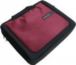 Geanta Laptop 15 4 black red