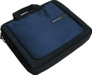 Geanta Laptop Serioux 15.4 black blue