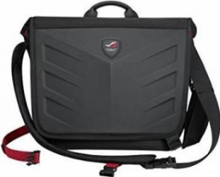 Geanta Notebook Asus 2in1 ROG Messenger Neagra Genti Laptop