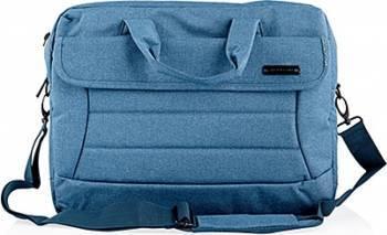 Geanta Notebook Modecom Charlotte 15.6 inch Albastra Genti Laptop