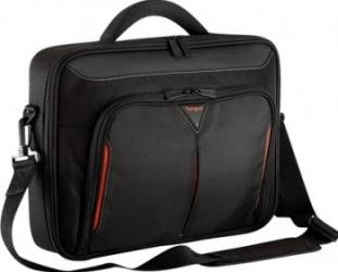 Geanta Notebook Targus Classic+Clamshell 17-18 Black Genti Laptop