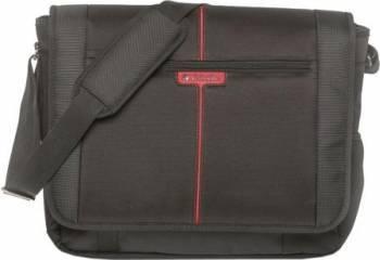 Geanta Notebook Verbatim 16 inch Neagra Genti Laptop