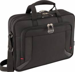Geanta Notebook Wenger Prospectus 16 black Genti Laptop