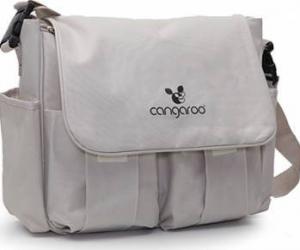 Geanta pentru mamici Cangaroo Pack and Go Bej