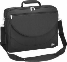 Geanta Sumdex PON-312BK 17-18inch Neagra Genti Laptop