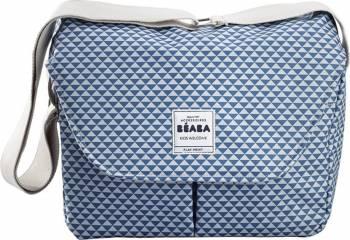 Geanta Vienna II - Bleu Beaba Genti pentru mamici