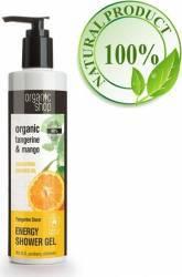 Gel de dus bio Organic Shop cu mango si mandarine, Tangerine Storm 280 ml Gel de dus, sapun lichid
