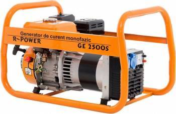 Generator Curent Electric Ruris R-Power GE 2500 7 CP Benzina 220V Uz general