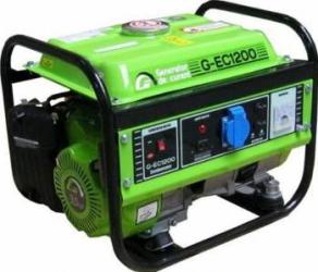 pret preturi Generator de curent benzina monofazat Greenfield G-EC1200 1.1 kW