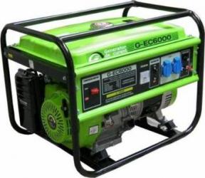 Generator de curent benzina monofazat Greenfield G-EC6000 4.3 kW