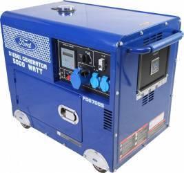 Generator de Curent Electric Ford FD6700S Diesel 5000 W 50 Hz Uz general