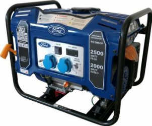 Generator de curent Ford Tools FG3050P 2500W  AVR Uz general