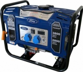 Generator de curent Ford Tools FG4650P 3800W AVR Uz general