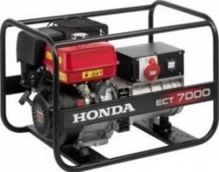 Generator de curent Honda ECT 7000 5600W Uz general