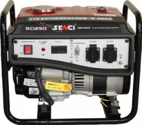 Generator de curent monofazic Senci SC-1250