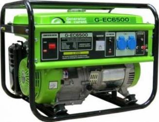 Generator de curent portabil monofazat 5.5 kw GREENFIELD G-EC6500 Uz general