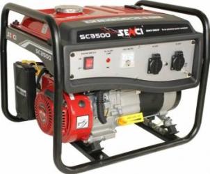 Generator de curent Senci monofazic SC-3500 Lite