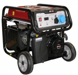 Generator de curent Senci SC-6000E Uz general