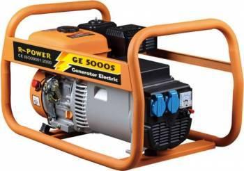 Generator Electric Ruris R-Power 5000S, 13 CP, 5500 W, 6.5 l Uz general