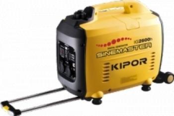 Generator Kipor IG 2600h Generator digital inverter