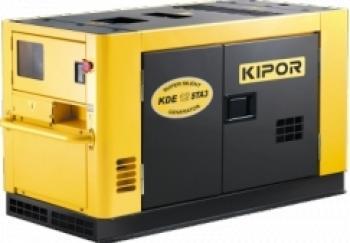 Generator Kipor KDE 12 STA3