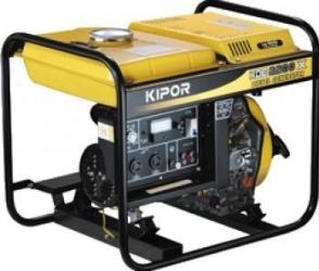 Generator Kipor KDE 3500 X Uz general