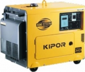 Generator Kipor KDE 6700 TA3