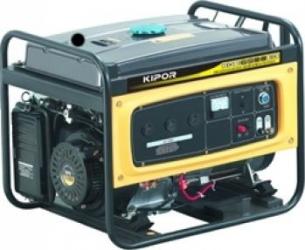 Generator Kipor KGE 6500 E Uz general