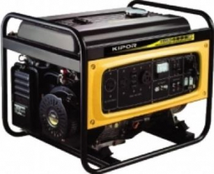 Generator Kipor KGE 6500 X3 Uz general