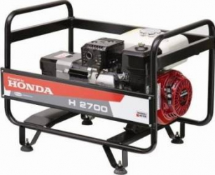 Generator monofazat Anadolu -Powered by Honda H2700MS 2160W