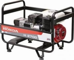 Generator monofazat Anadolu -Powered by Honda H2700MS 2160W Uz general