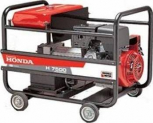 Generator monofazat Anadolu -Powered by Honda H7500MS 6600W