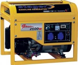 Generator open frame Stager GG 3500 E+B