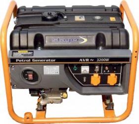 Generator open frame Stager GG 4600 Uz general